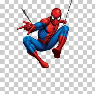 Spider-Man In Television Superhero Comics Character PNG