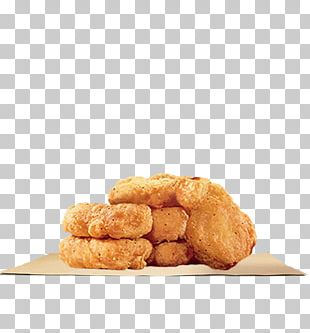 Chicken Nugget Hamburger French Fries Onion Ring Whopper PNG