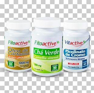 Dietary Supplement Capsule Chromium(III) Picolinate Oil PNG