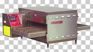 Pizza Industrial Oven Conveyor Belt Kitchen PNG