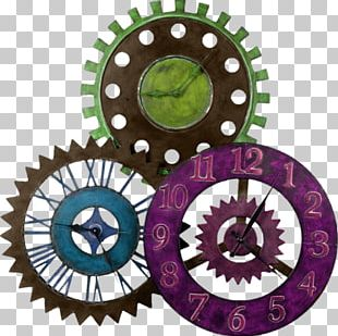 Howard Miller Clock Company Window Gear Quartz Clock PNG