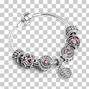 Love Bracelet Earring Necklace Charm Bracelet PNG