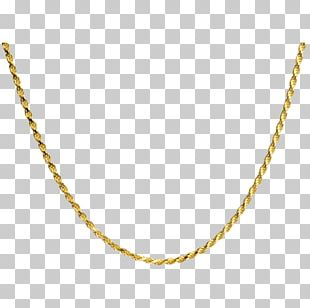 Chain Necklace Gold Plating Gold-filled Jewelry PNG