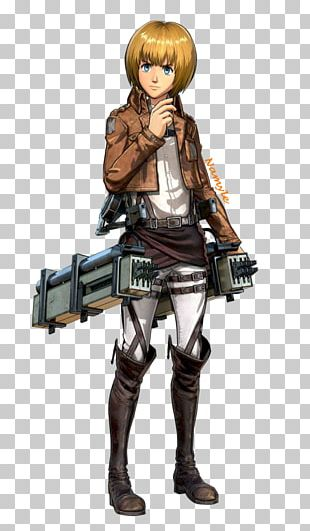 Eren Yeager A.O.T.: Wings Of Freedom Armin Arlert Mikasa Ackerman Attack On Titan PNG