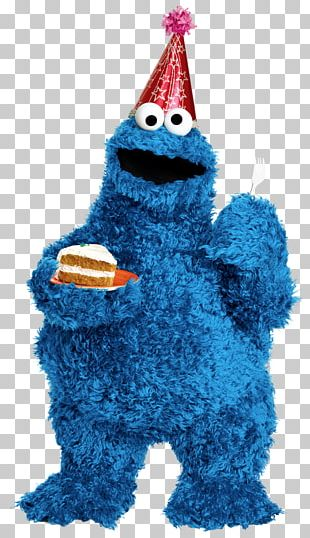 Cookie Monster Ernie Elmo Count Von Count Telly Monster PNG