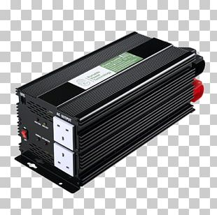 Power Inverters Solar Inverter Direct Current Electric Power Alternating Current PNG