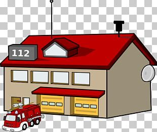 Fire Station Fire Department PNG