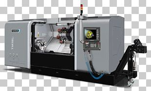 Machine Tool Lathe Computer Numerical Control PNG