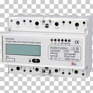 Electricity Meter DIN Rail Deutsches Institut Für Normung Energy PNG