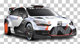 Hyundai I20 WRC 2016 World Rally Championship Car Hyundai Motor Company PNG