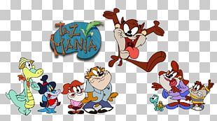 Tasmanian Devil Bugs Bunny Porky Pig Taz In Escape From Mars PNG