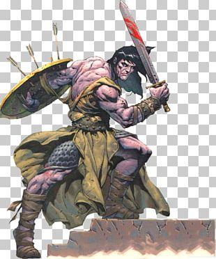 Conan The Barbarian Cimmeria Hellboy Dark Horse Comics PNG