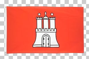 Flag Of Hamburg Flag Of Germany Fahne PNG