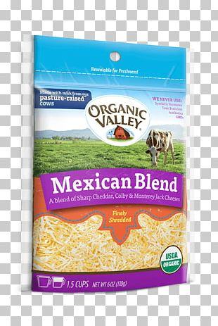 Organic Food Cheddar Cheese Organic Valley Colby Cheese PNG