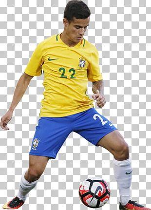 Philippe Coutinho Brazil National Football Team Copa América Centenario 2014 FIFA World Cup PNG