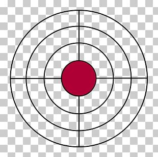 Shooting Target Bullseye BB Gun Sight PNG