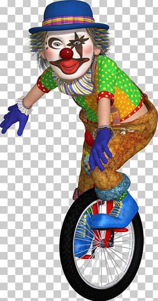 Clown Drawing Circus Cirque Joyeux Noel Render PNG