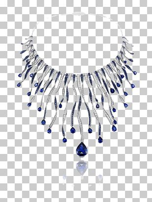 Earring Jewellery Necklace Chopard Diamond PNG