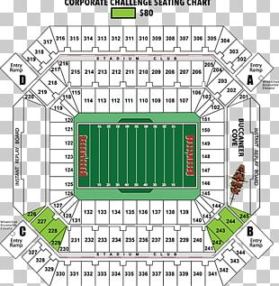 Raymond James Stadium Tampa Bay Buccaneers Sports Venue Seating Assignment PNG