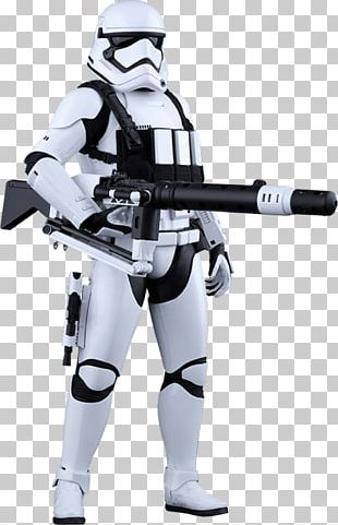 Stormtrooper Action & Toy Figures Hot Toys Limited First Order PNG