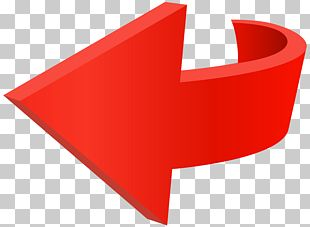 Arrow Red PNG