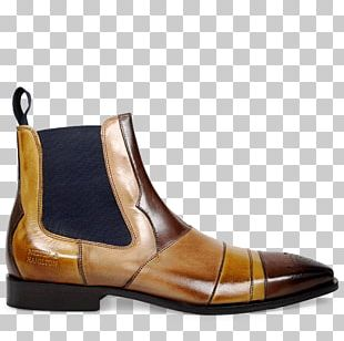 Chelsea Boot Shoe Leather Man PNG