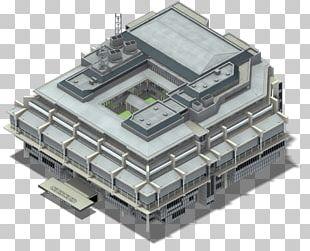 Queen Elizabeth II Centre Convention Center Building Floor Plan PNG