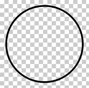 Black And White Circle Monochrome Photography PNG