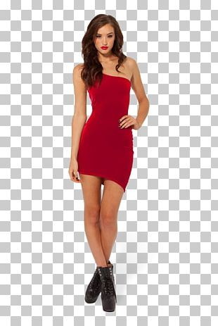 Cocktail Dress Clothing Fashion Red PNG