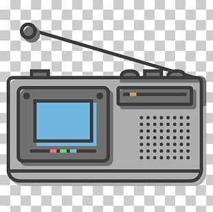 Radio Cartoon Broadcasting PNG