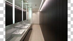 Floor Public Toilet Interior Design Services Office PNG