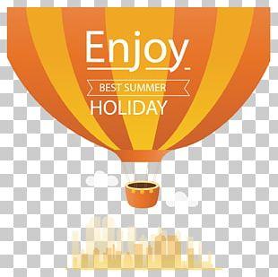 Hot Air Balloon Poster Euclidean PNG