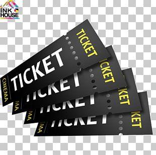Ticket Paper Printing Sales Concert PNG