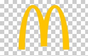 Fast Food French Fries McDonald's Logo Golden Arches PNG
