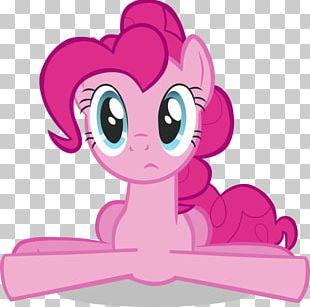 Pinkie Pie Twilight Sparkle Rainbow Dash Pony Rarity PNG