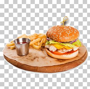 Hamburger Breakfast Sandwich Fast Food Ham And Cheese Sandwich Cheeseburger PNG