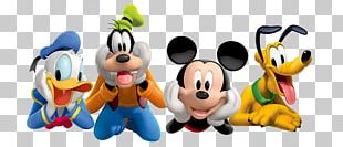 Mickey Mouse Minnie Mouse Wall Decal Sticker PNG
