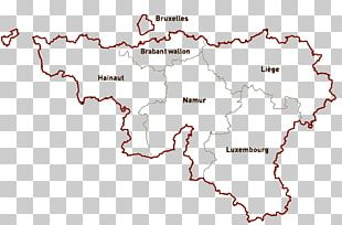 Namur Huy Map French Community Of Belgium Watercourse PNG