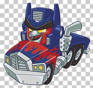 Angry Birds Transformers Optimus Prime Bumblebee PNG