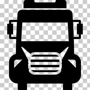 Van Dump Truck Car PNG