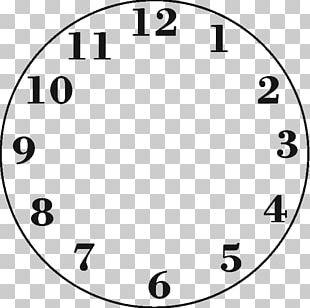 Clock Face Digital Clock Time Pendulum Clock PNG