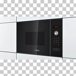 Microwave Ovens Bosch HMT75M Built In Microwave Robert Bosch GmbH Home Appliance Bosch HMT75M624 PNG