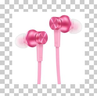 Microphone Xiaomi Piston Basic Edition Headphones Headset PNG