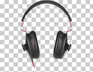 Noise-cancelling Headphones Sennheiser Sound Active Noise Control PNG