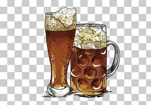 Beer Stein Beer Glasses Drink Food PNG
