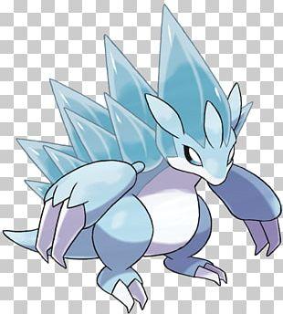 Pokémon Sun And Moon Pokémon Red And Blue Sandslash Sandshrew Alola PNG