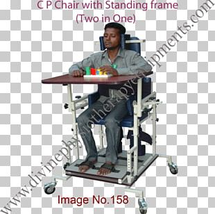 Table Standing Frame Cerebral Palsy Chair Disability PNG