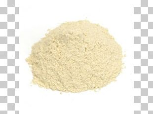 Wheat Flour American Ginseng Organic Food Almond Meal Powder PNG