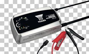 Battery Charger Volt Jump Start Automotive Battery PNG