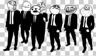 Rage Comic Internet Meme Internet Troll PNG